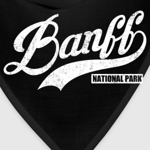 Banff National Park T-Shirts - Bandana