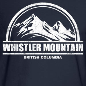 Whistler Mountain Women's T-Shirts - Men's Long Sleeve T-Shirt