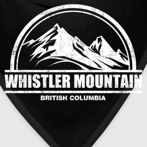 Whistler Mountain Women's T-Shirts - Bandana