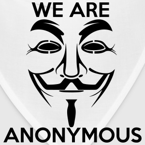 We are Anonymous - Bandana