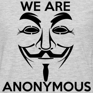 We are Anonymous - Men's Premium Long Sleeve T-Shirt