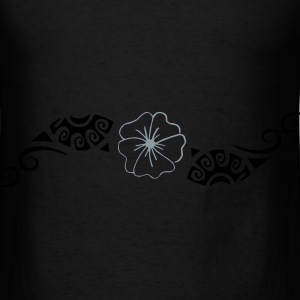 flower Maori - Men's T-Shirt