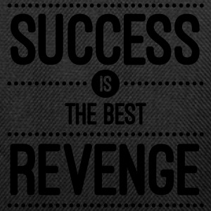 Success Is The Best Revenge  Mugs & Drinkware - Duffel Bag