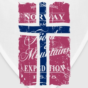 Norway - Fjord & Mountains T-Shirts - Bandana