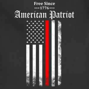 Free Since 1776 American Patriot T-Shirts - Adjustable Apron