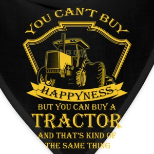 Tractor driver T-shirt - Buy a tractor - Bandana