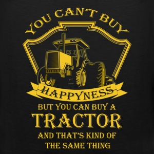 Tractor driver T-shirt - Buy a tractor - Men's Premium Tank