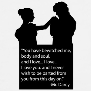 Mr. Darcy - Men's Premium T-Shirt