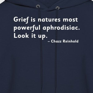 Quote of the day (2) - Men's Hoodie