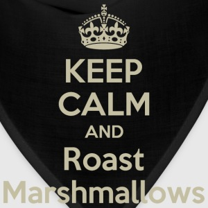 Keep Calm And Roast Marshmallows - Bandana