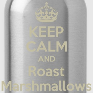 Keep Calm And Roast Marshmallows - Water Bottle