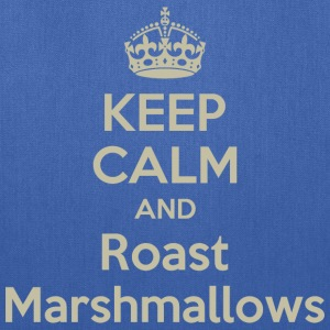 Keep Calm And Roast Marshmallows - Tote Bag