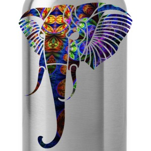 elephantart - Water Bottle