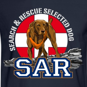Search and Rescue Dog1 Women's T-Shirts - Men's Long Sleeve T-Shirt