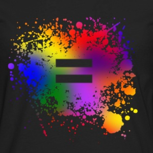 Equality Ink Women's T-Shirts - Men's Premium Long Sleeve T-Shirt