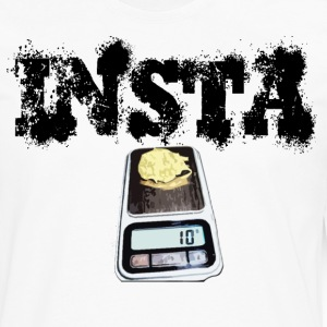 Instagram T-Shirts - Men's Premium Long Sleeve T-Shirt