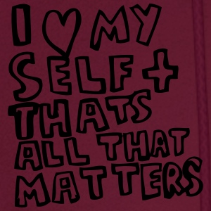 (i_love_myself) Women's T-Shirts - Men's Hoodie