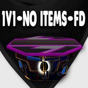1v1-No Items-FD Mens T-Shirt (Navy) - Bandana