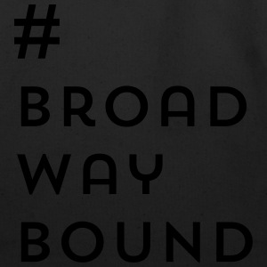 Broadway Bound - Eco-Friendly Cotton Tote