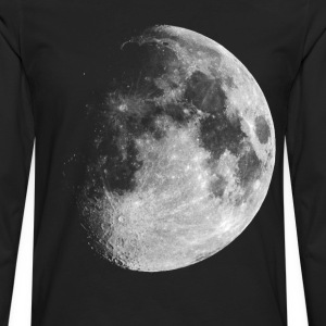 Full Moon - Men's Premium Long Sleeve T-Shirt