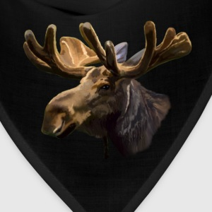 Moose T-Shirts - Bandana