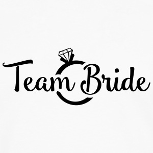 Team Bride - Men's Premium Long Sleeve T-Shirt