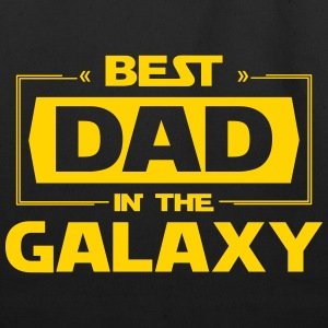 Best Dad In The Galaxy T-Shirts - Eco-Friendly Cotton Tote