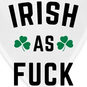 Irish As F*ck Tanks - Bandana