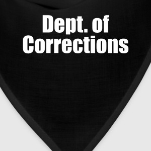 Dept. of Corrections - Bandana