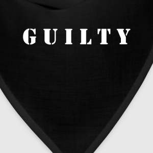 Guilty - Bandana
