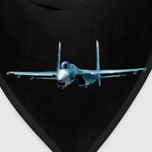 Fighter Sukhoi Su-27 Baby & Toddler Shirts - Bandana