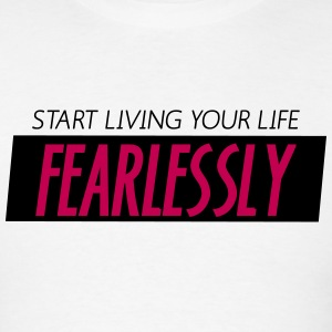 Start Living Your Life Sportswear - Men's T-Shirt