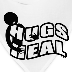 Hugs Heal - Bandana