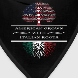 Italian roots Women's T-Shirts - Bandana