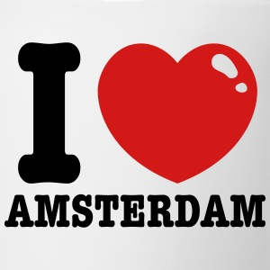amsterdam T-Shirts - Coffee/Tea Mug