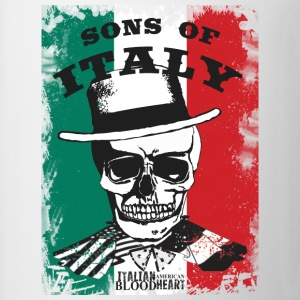 Sons of Italy T-Shirts - Coffee/Tea Mug