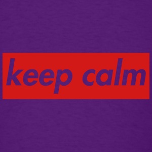 keep calm Caps - Men's T-Shirt