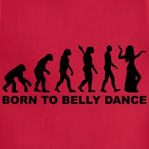 Evolution belly dance Women's T-Shirts - Adjustable Apron