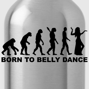 Evolution belly dance Women's T-Shirts - Water Bottle