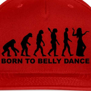 Evolution belly dance Women's T-Shirts - Snap-back Baseball Cap