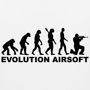 Evolution Airsoft Kids' Shirts - Men's Premium Tank