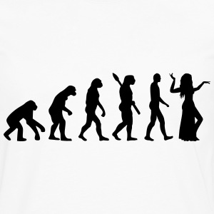 Evolution Belly dance Women's T-Shirts - Men's Premium Long Sleeve T-Shirt