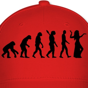 Evolution Belly dance Kids' Shirts - Baseball Cap
