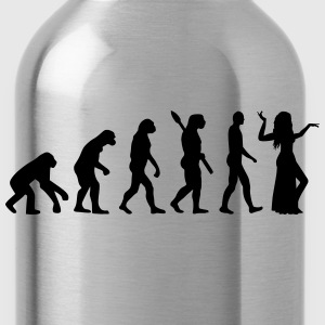 Evolution Belly dance Kids' Shirts - Water Bottle