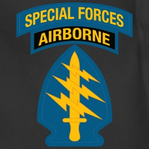 Special Forces Logo T-Shirts - Adjustable Apron
