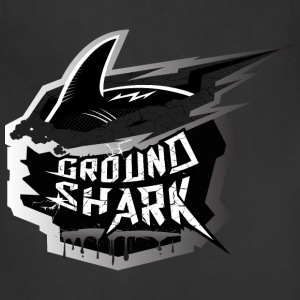 Ground Shark Jiu Jitsu T-Shirts - Adjustable Apron