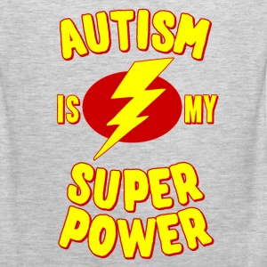 Autism is My Super Power - Men's Premium Tank
