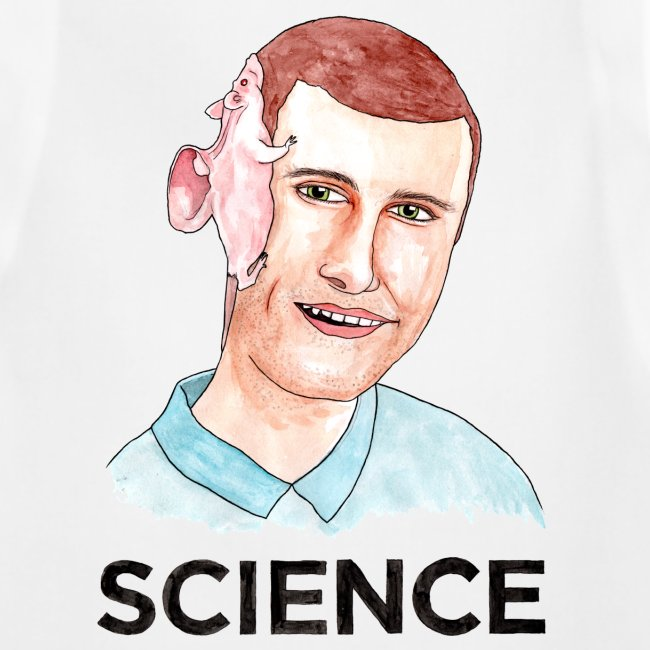SCIENCE - T-shirt (Choose Color)