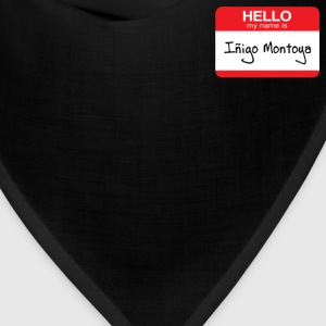 HELLO my name is Indigo Montoya Women's T-Shirts - Bandana
