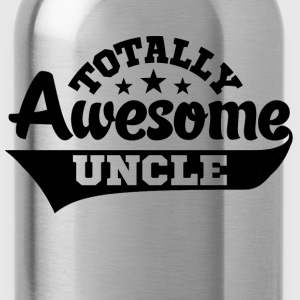 Totally Awesome Uncle T-Shirts - Water Bottle